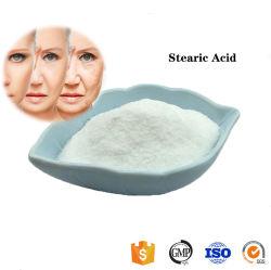 precio de fábrica CAS 57-11-4 de calidad farmacéutica. C18H36O2 El ácido esteárico