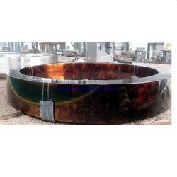 鋳物場の習慣の油田の予備品に使用する正確に鋼鉄フランジの鍛造材