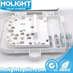 Boîtier convertisseur HDMI à fibre optique à 8 coeurs et boîte à bornes