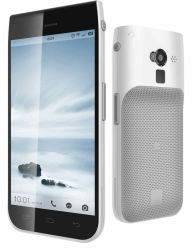 Fingerprint Telefone PDA com o Scanner de código de barras Código QR