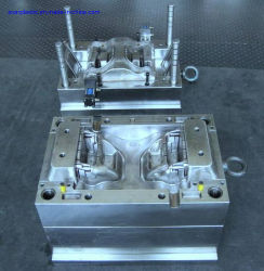 Lega di alluminio di fusione sotto pressione di plastica del giocattolo dello stampaggio ad iniezione del prodotto dell'altoparlante/della lega di alluminio ricambi auto della muffa che fonde sotto pressione