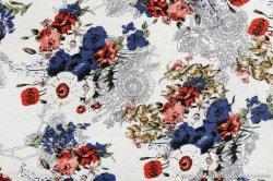 La Chine Fabricant numérique Textile tissu de soie imprimés /Bedsheet Tissu en microfibre