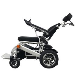 Ajusting Backret Cadeira De Rodas Eletrica طي الكراسي المتحركة الكهربائية السعر