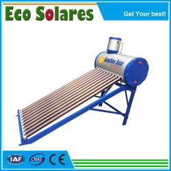 Goldlieferanten-flache Platten-Sonnenkollektor-nicht Druck-Sonnenkollektor-Warmwasserbereiter hergestellt in China