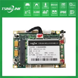 Drahtlose Baugruppe mit Ethernet-Schnittstelle Ahd Video-Input