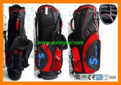 La energía solar bolsa de golf para teléfono móvil