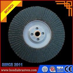 Paño de Vsm de Zirconia tapa curva disco disco abrasivo para pulir el metal y acero inoxidable