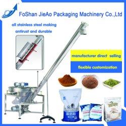 Spiraalvibratie/Vibratie-Invoermachine/Poederinvoerelevator/Invoerder Met U-Pijp En Vultrechter Voor Grote Materialen