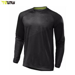Custom Sublimated черный обычная Motocross футболках NIKEID