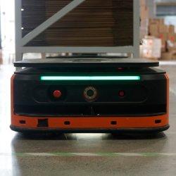 再充電可能な多目的ロジスティクスの交通機関Agv