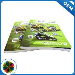 De afdrukkende Hete Professionele Boeken van de Kleur van de Verkoop Buitensporige