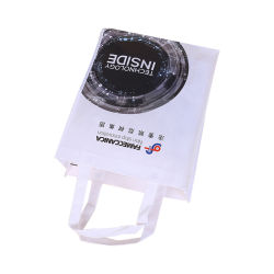 Valise Eco fabriqués en Chine imprimé en polypropylène PP nontissé de plastification