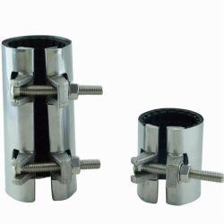 Edelstahl Mini Snap Repair Clamp für Rohrverschraubung mit En-Standard (Länge 75mm 150mm)