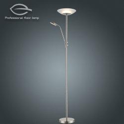 LED décoratif avec 2 feux Lampadaire /Light/DEL//lampe/d'éclairage de décoration