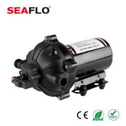 Pompa a diaframma di gestione elettrica portatile di CC 12V di Seaflo