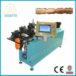 フルートのタイプ管、管の穴の鋭い機械のための3D銅管の打ち、フランジを付けたようになる機械