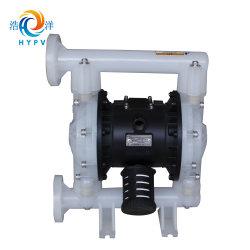 Pompe per rifiuti industriali ad aria in PP / pneumatica a doppia membrana Pompa a tamburo