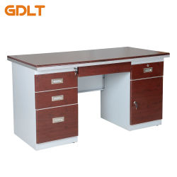 Профессиональный двойной стороны запираемые ящики стальные рамы Office Desk