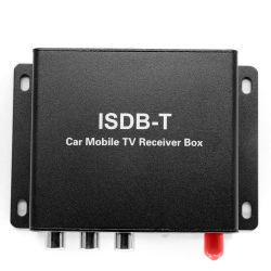 Цифровое ТВ-тюнером для приема наземного вещания в салоне автомобиля ISDB-T Бразилии для автомобиля ЖК монитор