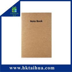 Оптовая торговля Новая глянцевая переработки коричневый крафт-бумаги нестандартного формата ноутбук