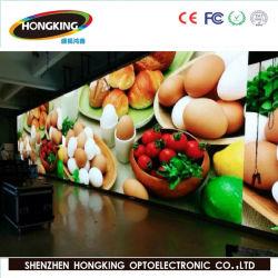 Publicité de plein air plein de panneaux LED de couleur signe électronique