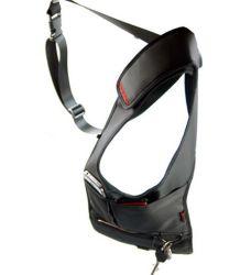 反盗難機密保護のホルスターストラップの脇の下の電話メッセンジャーのショルダー・バッグ