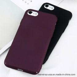 Просто обычная вина красного матового матовая ПК обратно крышку телефона iPhone случаях