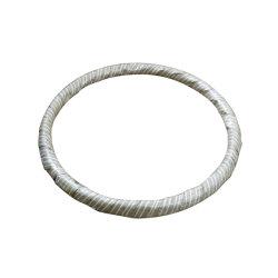 L'usure de carbure de chrome super résistante aux flux face évidée fils à souder