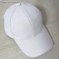 순수한 대마 화포 남자 & 여자 야구 모자