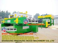Nouvelle machine CNC de placages Peeling pour machines à bois