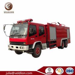 I Suzu CXR 6X4 Heavy Duty Fire Truck, 12m3 Fire Tanker Truck, Feuerwehr Fahrzeug Hersteller