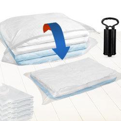Plastiknylonstaubsauger-Staubbeutel-Vakuumplatz-Sparer-komprimierter Speicher-Beutel