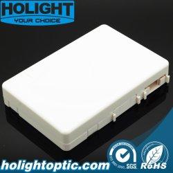 Las placas de instalación de cable de fibra óptica para aplicaciones residenciales y empresariales