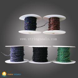 Perles de cordes en verre à chaud