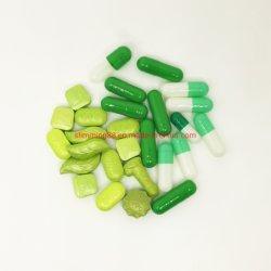 Las cápsulas de adelgazamiento rápido personalizada OEM Pérdida de peso cápsulas