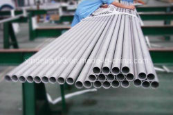 Tubo sem costura de ligas à base de níquel e Tubo Inconel600 Incoloy800h Inconel625