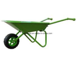 عربة لعب للأطفال ذات الألوان الخضراء /Wheel Barrow