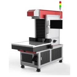 Galvo عالية الجودة CO2 آلة قطع تعمل بالليزر CNC من أجل قماش الجينز