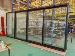 أفضل بيع للأبواب المنزلقة المصنوعة من الألومنيوم والنوافذ بسعر المصنع