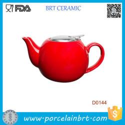 جديدة [كردلسّ] أحمر ييصفّي ماء حارّ شاي إناء