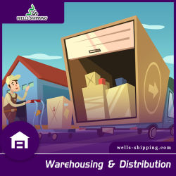 Global Warehouse Services Best Shipping Agent Service Logistik-Service