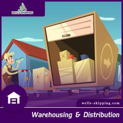 글로벌 창고 서비스 최고의 배송 상담원 서비스 물류 서비스