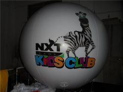 Для использования вне помещений Advertisinginflatable гелий круглая насадка для взбивания и при печати