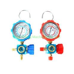مقاييس ضغط الغاز بمجمع الغاز الرقمي الأحادي، R12/R22/R134/R407/R507/R410