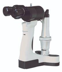 Fenda oftálmica microscópio de luz para operação cirúrgica