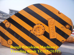 Travelling Block for Drilling Rig