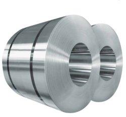 La norme ASTM 201 304 316 321 bobine en acier inoxydable AISI 304 de la bobine en acier inoxydable en acier inoxydable 316L de la plaque de feuille de la bobine 316ti bande en acier inoxydable