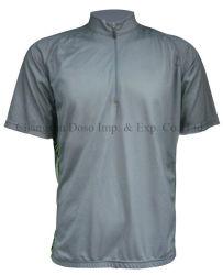 Adulto di riciclaggio maschio S m. L Xl Xxl Xxxl degli uomini della Jersey /Sportswear di alta qualità antibatterico, respirabile, rapidamente asciutto
