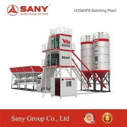 SANY planta de bateo Hzs30V8 26m3/H planta de mezclado de hormigón Equipo de construcción