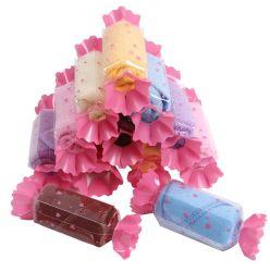 Mayorista de golosinas regalos de boda toalla de cocina para niños tarta de cumpleaños regalo toallas